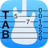 guitar tab tutor app icon