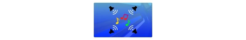 Surround Speaker Check Icon
