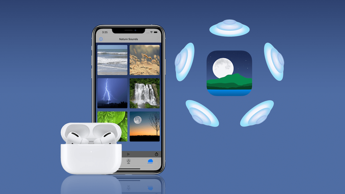 Vermont Sleep Sounds & Music Adds Spatial Audio Support for AirPods Pro